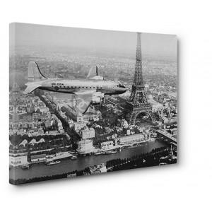 ANONYMOUS - Airplane over Paris
