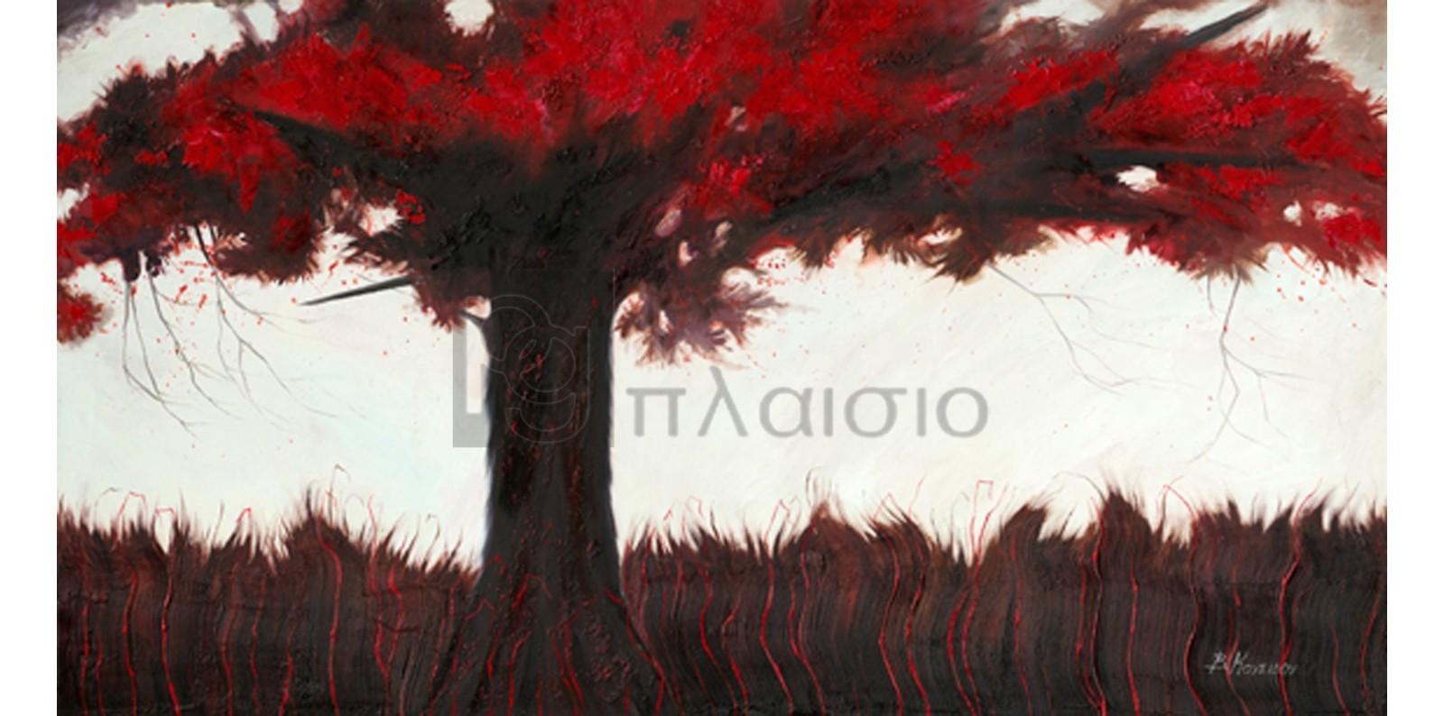Βαλέρια Κουσίδου - Παθιασμένο δέντρο