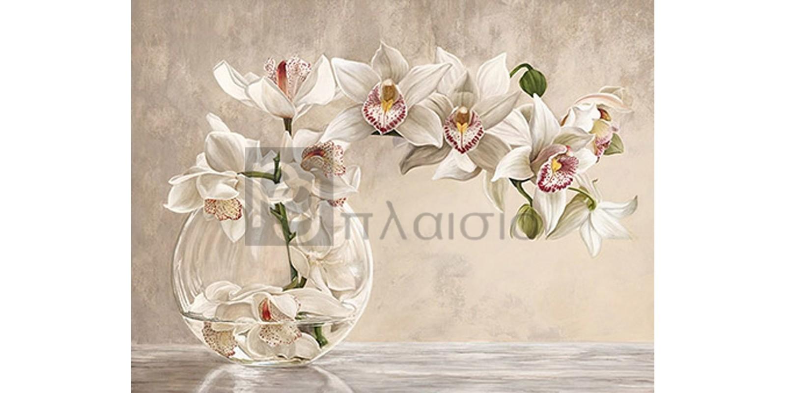 REMY DELLAL - Orchid Vase