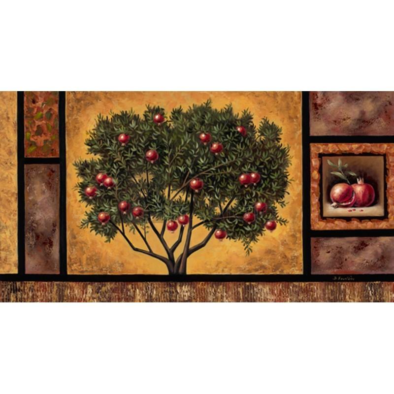 Βαλέρια Κουσίδου - Pomegranate fruit
