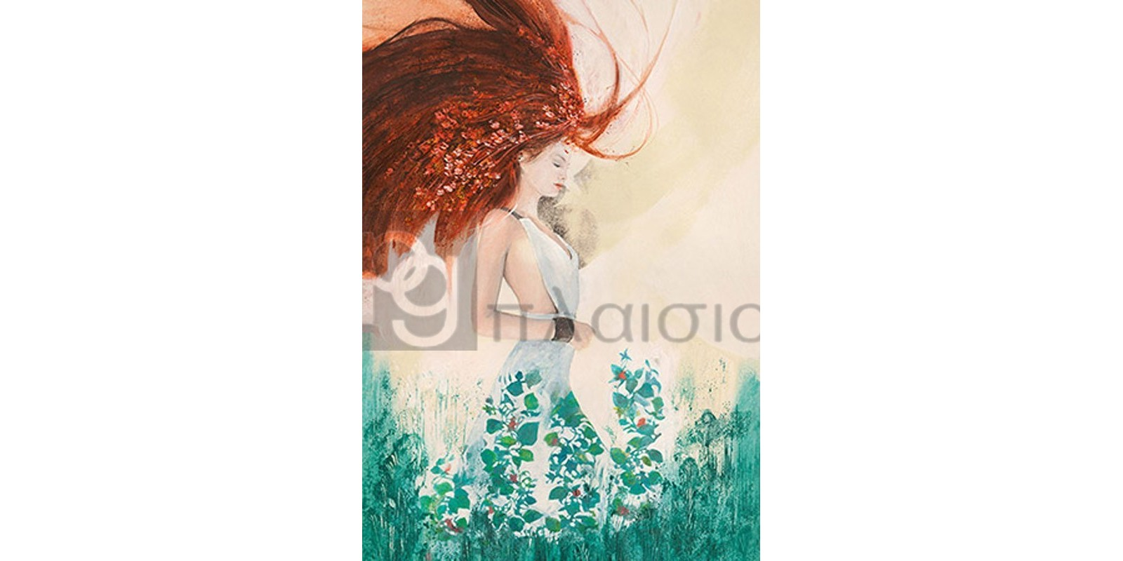 ERICA PAGNONI - Fairy of Spring