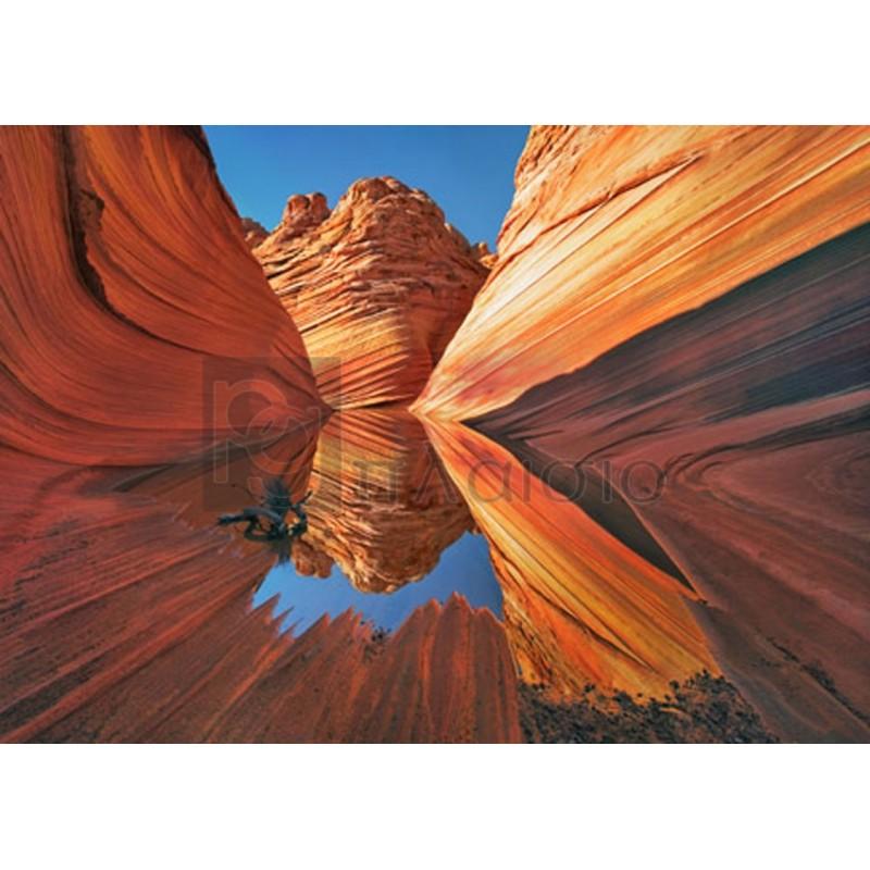 FRANK KRAHMER - The Wave in Vermillion Cliffs, Arizona