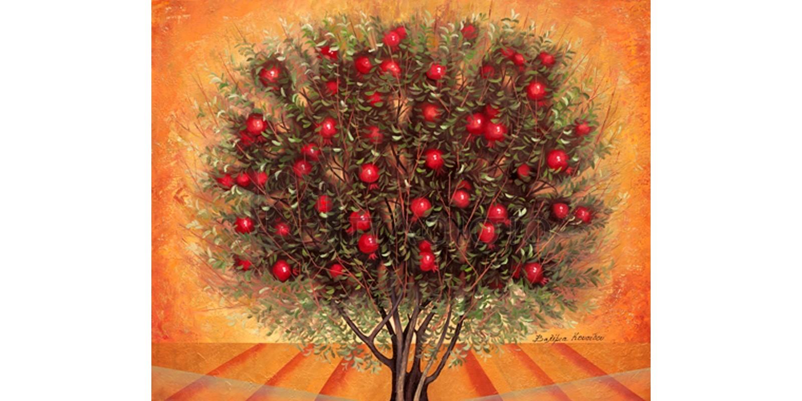 Βαλέρια Κουσίδου - Pomegranate