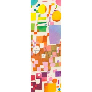 Leonardo Bacci - Multicolor Pattern V