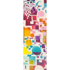 Leonardo Bacci - Multicolor Pattern III