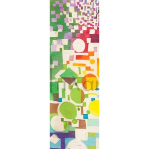 Leonardo Bacci - Multicolor Pattern II