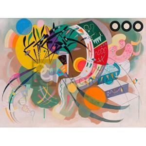 Wassily Kandinsky - Dominant Curve