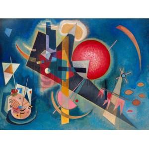 Wassily Kandinsky - Im Blau