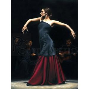 Richard Young - Encantado por flamenco