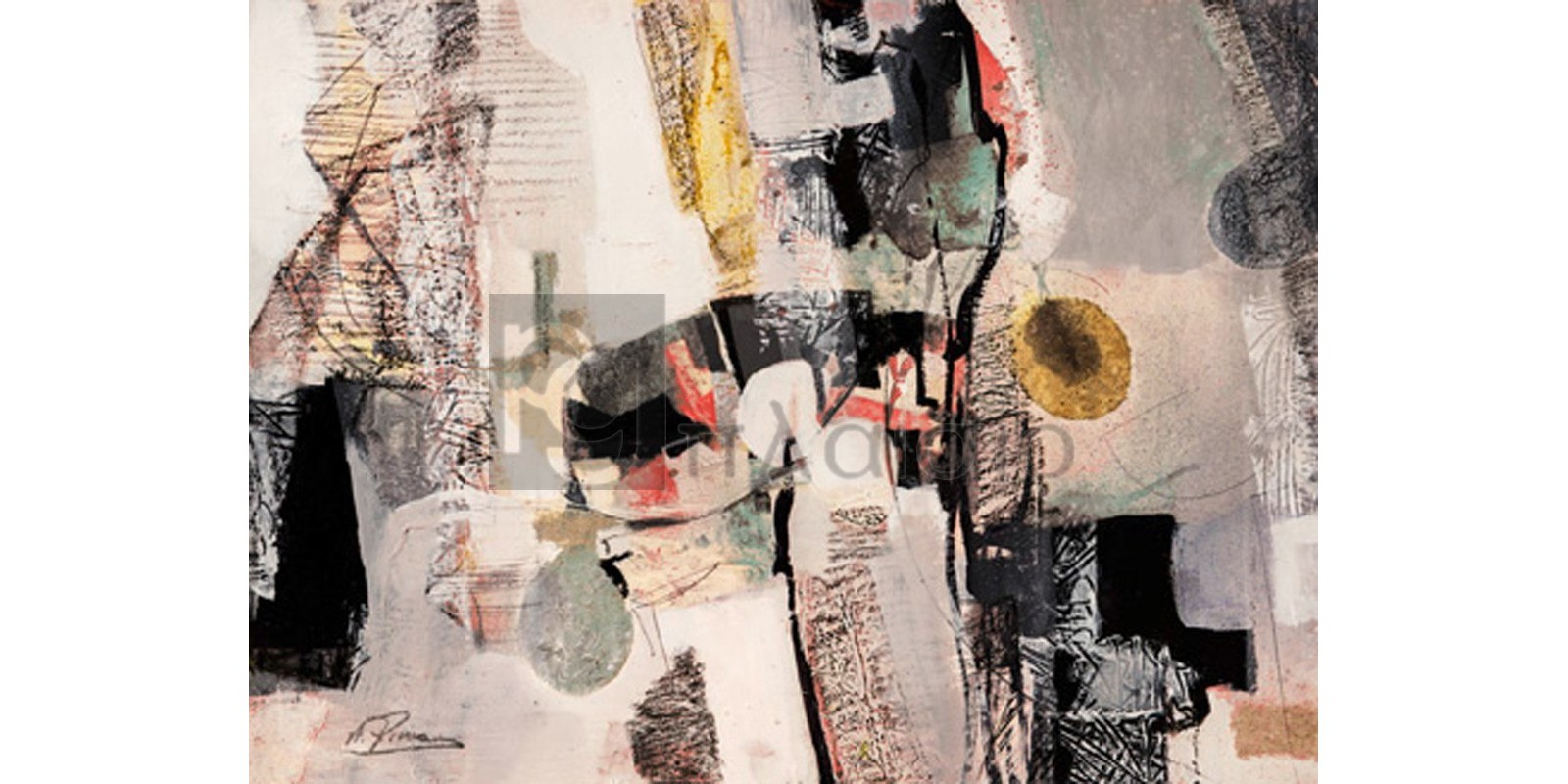 Arthur Pima - Tranquility