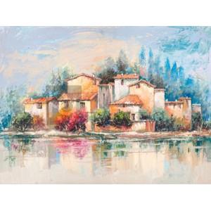 Luigi Florio - Borgo sul lago