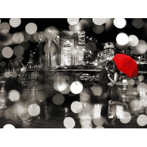 Dianne Loumer - A Kiss in the Night (BW)