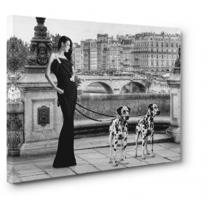 JULIAN LAUREN - Walking in Paris