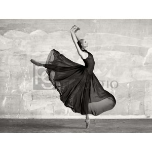 Haute Photo Collection - Ballerina Dancing