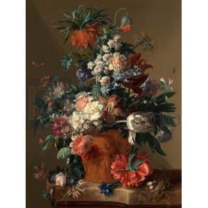 Jan Van Huysum - Vase