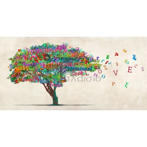 Malia Rodrigues - Tree of Humanity