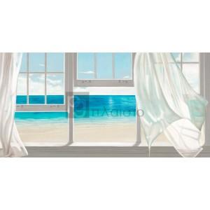 Pierre Benson - Emerald Seascape