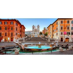 Anonymous - Piazza di Spagna, Roma