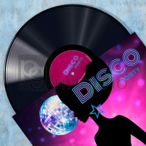 STEVEN HILL - Vinyl Club, Disco