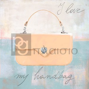 Michelle Clair - I Love my Handbag